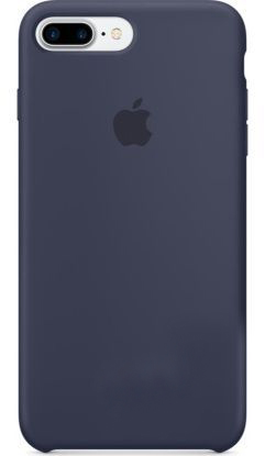 Чехол Apple Silicone Case Apple iPhone 7 Plus, iPhone 8 Plus Midnight Blue_HC