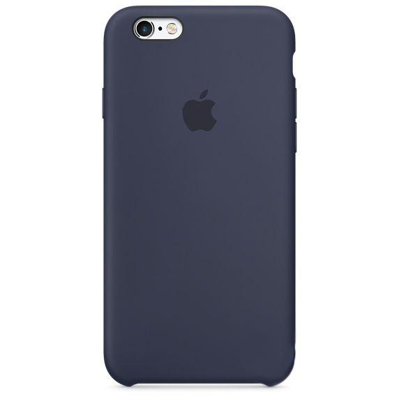 Чехол Apple Silicone Case iPhone 6 Plus, iPhone 6S Plus Midnight Blue_HC