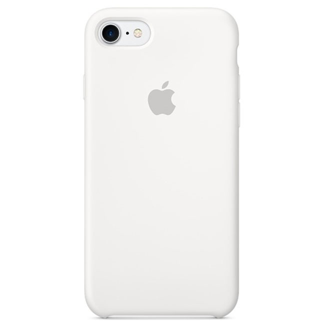 Чехол Apple Silicone Case iPhone 7, iPhone 8 White (MMWF2_hc)