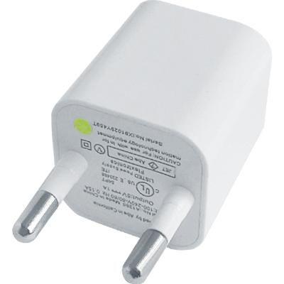 СЗУ iPhone 3G,3GS,4G,4GS,5 (1A) 1000mAh white кубик high copy