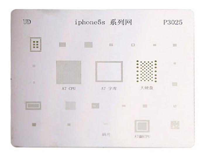 Трафарет BGA P3025 для iPhone 5S