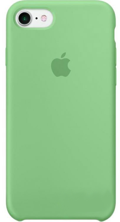 Чехол Apple Silicone Case iPhone 7, iPhone 8 Green_HC