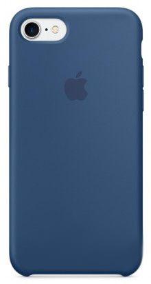 Чехол Apple Silicone Case iPhone 7, iPhone 8 Wine_HC