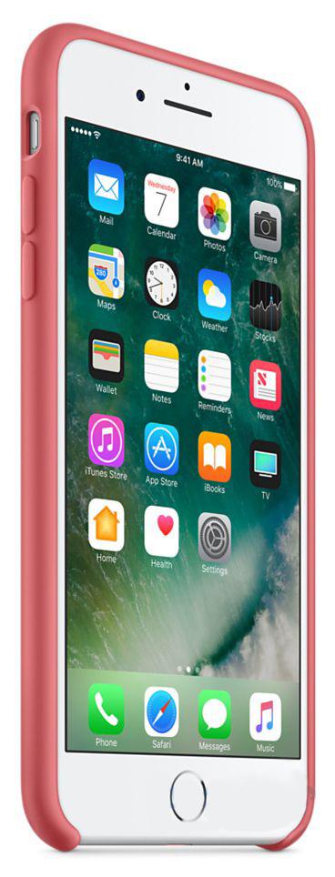 Чехол Apple Silicone Case iPhone 7 Plus, iPhone 8 Plus Camellia (MQ0N2)