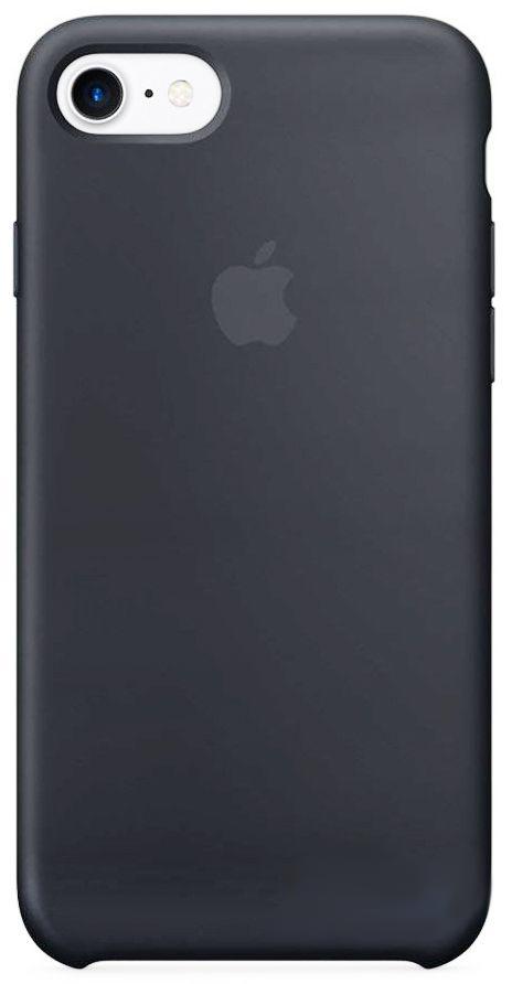 Чехол Apple Silicone Case iPhone 7, iPhone 8 Cocoa_HC