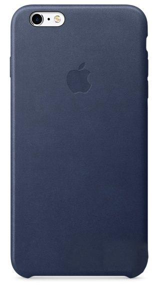 Чехол Apple Silicon Case iPhone 6, iPhone 6S Midnight Blue_HC