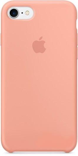 Чехол Apple Silicone Case iPhone 7, iPhone 8 Flamingo (MQ592)