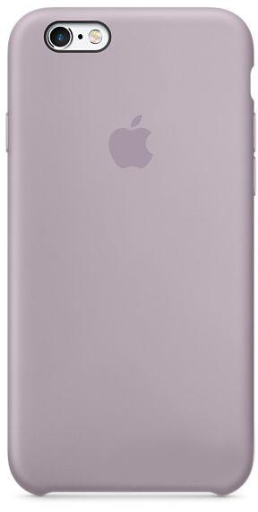 Чехол Apple Silicone Case iPhone 6, iPhone 6S Lavender_HC
