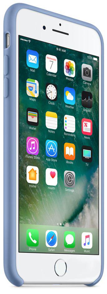 Чехол Apple Silicone Case iPhone 7 Plus, iPhone 8 Plus Azure (MQ0M2)