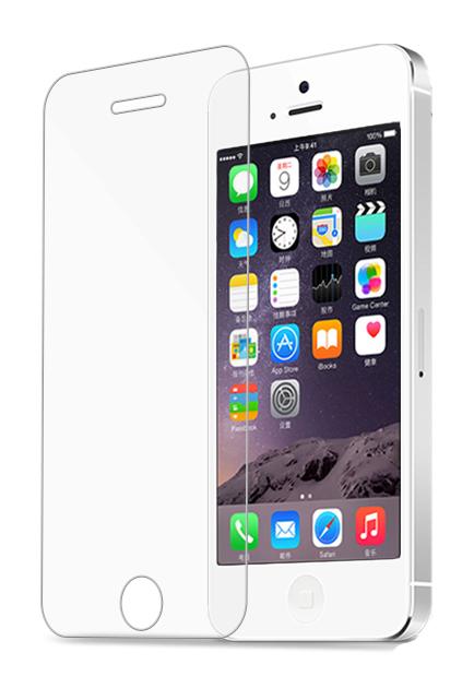 Защитное стекло дисплея iPhone 4S — 0.3мм 2.5D 9H