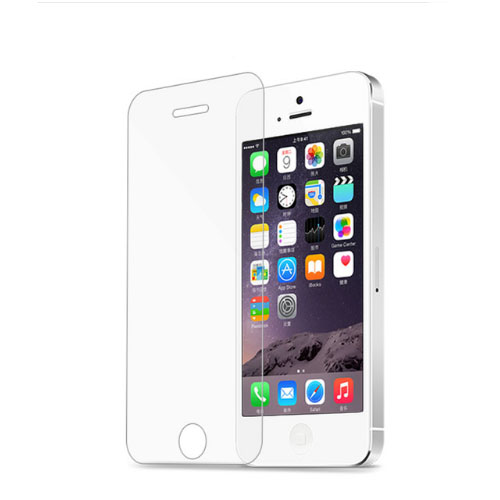 Защитное стекло дисплея iPhone 5 — 0.3мм 2.5D 9H